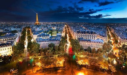 Климат во Франции (кратко) | 250x423