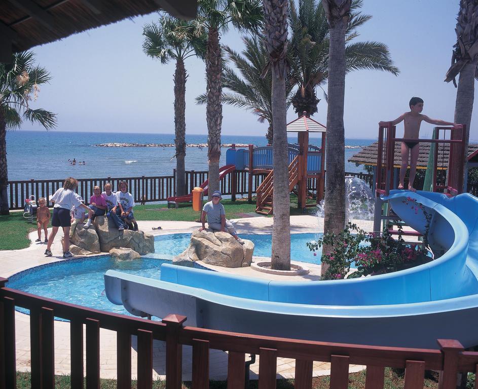 Отель Palm Beach Hotel & Bungalows   Ларнака, Кипр