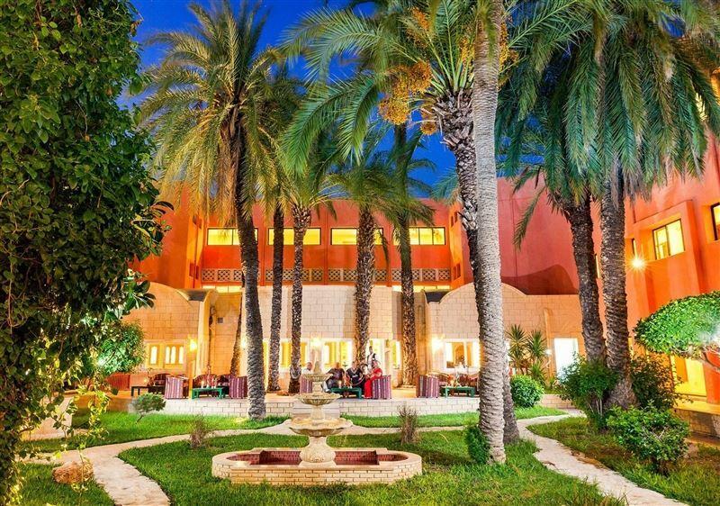 magic life skanes family resort 4 монастир