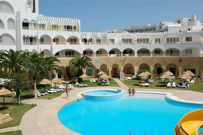 delphin el habib 4 тунис монастир